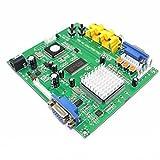 Adealink GBS8200 CGA/EGA/YUV/RGB to VGA Arcade Game HD Video Converter Board