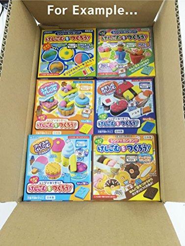 ice cream eraser kit - 9