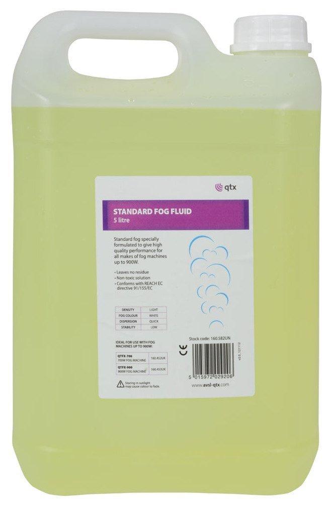 Beamz 1605822-160582 liquido de humo standard 5 litros product image