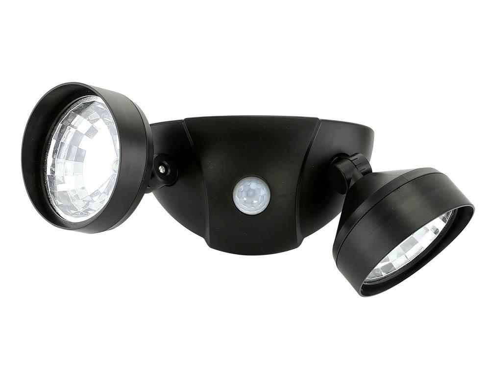 Smart Living Motion Sensor Porch Light, Led Dual Safety Modern Garage Security Porch Light (Sold by Case, Pack of 12)