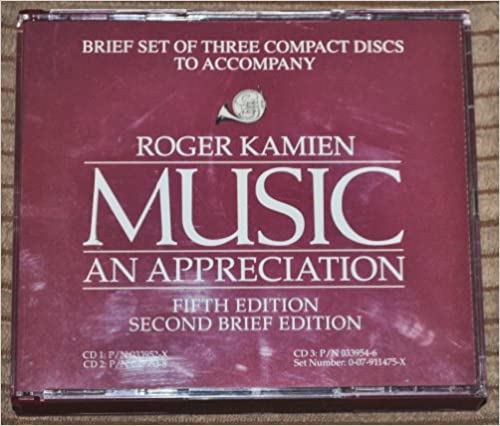 Best free ebook downloads site page 1175 free downloads for epub ebooks music an appreciation fifth edition 1992 by roger kamien pdf fandeluxe Choice Image