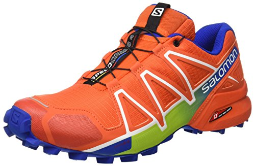 Salomon Männer Speedcross 4 Trail Runner Orange
