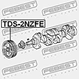 FEBEST TDS-2NZFE Engine Crankshaft Pulley