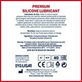 Swiss Navy Premium Silicone-Based Lubricant, 6