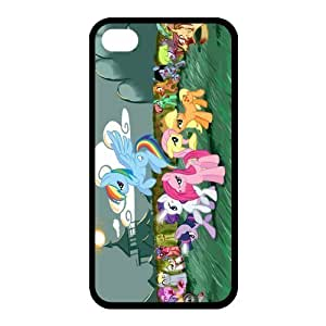 Customize Cartoon Series My Little Pony Back Case for iphone 4,4S JN4S-1217