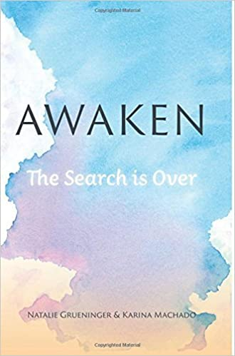 Book Awaken: The Search is Over by Natalie Grueninger (2016-06-25)