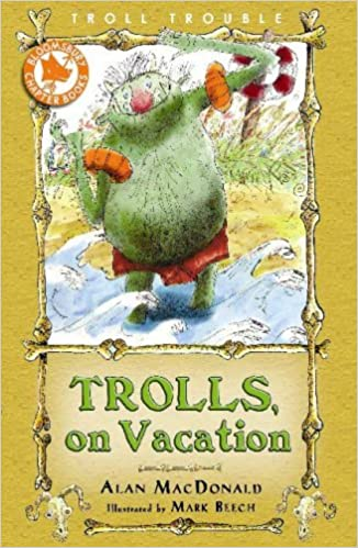 Book Trolls on Vacation