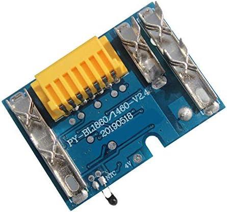 Basage Placa de PCB de Chip de Bater/íA de 18V 3A de Repuesto para Reparaci/óN de BL1830 BL1850 BL1860