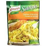 Knorr Sidekicks Chicken Broccoli Fettucine Pasta Side Dish, 8-count