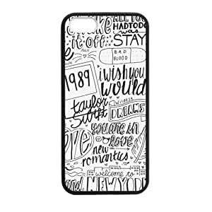 Taylor Swift Apple Cases for Iphone 5,5S stylish discount