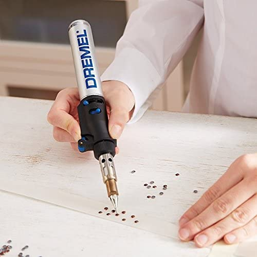 Soldering in Wood and Leather Dremel 204 Versatip Pyrography Tip Set 4 Tips for Pyrography Carving Engraving