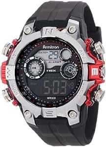 Armitron Sport Men's 40/8251RED Digital Watch