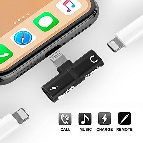 - iPhone 7 8 X Adapter & Splitter