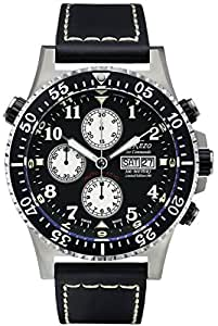 Xezo men 39 s air commando diver pilot swiss automatic valjoux 7750 luxury chronograph for Xezo watches