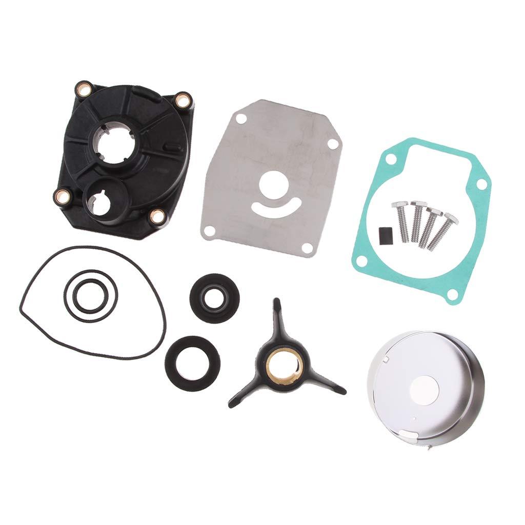 Homyl 1 Set Wasserpumpenradsatz Wasserpumpenlaufrad Reparatursatz F/ür Johnson Evinrude 438592