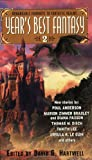 Year's Best Fantasy 2, Kathryn Cramer, 0380818418