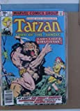 Tarzan Lord Of The Jungle Comic Book From Marvel #1