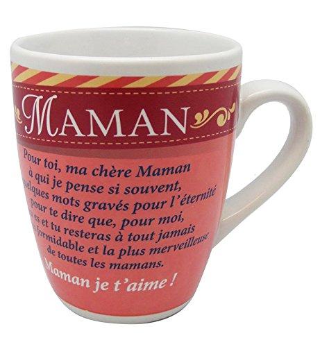 Mug cadeau po/ème Maman