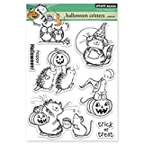 Penny Black Halloween Critters Transparent Stamps