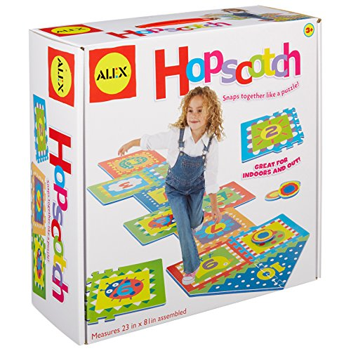 ALEX Toys Active Play (Hopscotch Game)
