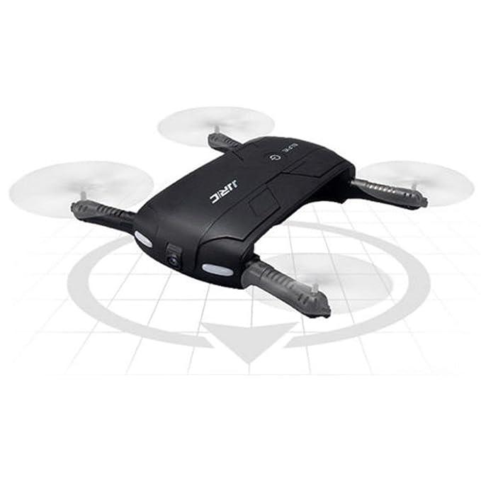 Pudincoco Mini Selfie Drone JJRC H37 Altitud Mantener W / HD ...