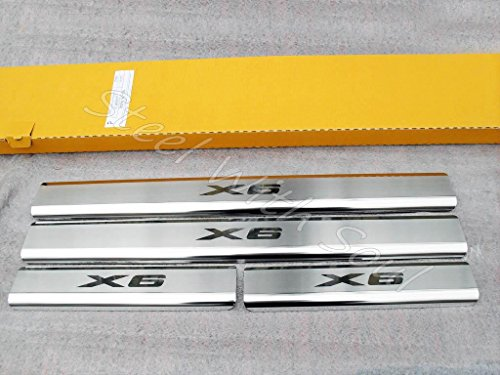 door-sill-lining-chrome-cover-scuff-plate-for-bmw-x6-e71-2008-2014