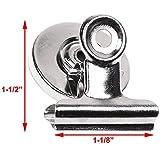 COSMOS 12 Pcs Heavy Duty Metal Refrigerator