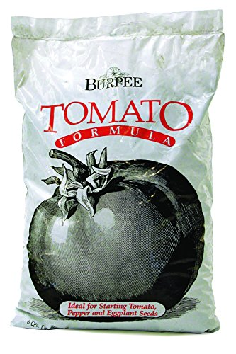 10 Qt Seed - Burpee 10 Quart Organic Tomato Soil for Seed Starting