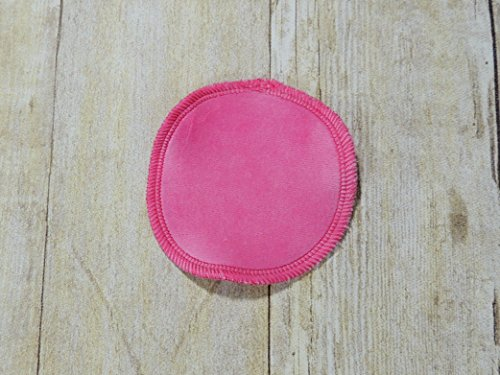 Set of 5 Bubble Gum Cotton Velour Makeup Remover (Face Gum)