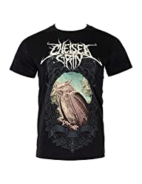 Chelsea Grin Eagle From Hell Official Mens New Black T Shirt