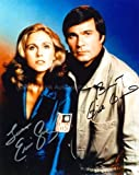 ERIN GRAY and GIL GERARD as Wilma Deering and Buck Rogers - Buck Rogers
