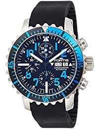 Fortis Marin Master Chronograph Blue Men Watch 671.15.45K