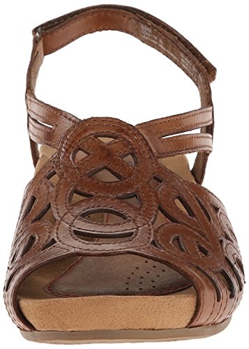 CH Cobb Sandal Women's Hill Tan Wedge Helen Rockport Ivq1gw1x