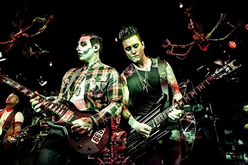 Avenged Sevenfold Metal band Fabric Cloth Rolled Wall Poster