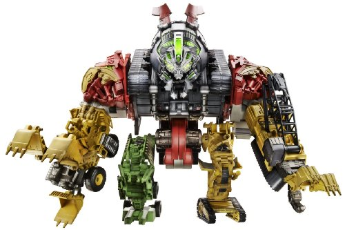 Transformers Movie 2 Combiner - Construction Devastator]()