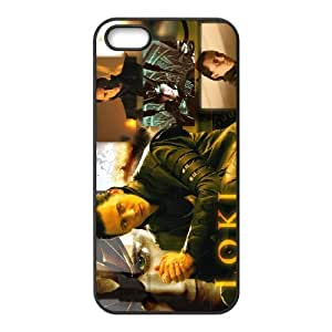 D-PAFD Diy Thor Loki Selling Hard Back Case for Iphone 5 5g 5s