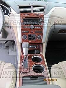 Chevrolet chevy traverse interior burl wood - Chevrolet replacement parts interior ...