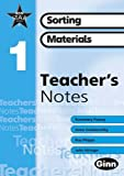 img - for New Star Science Yr1: Using and Sorting Materials Teacher's Notes (STAR SCIENCE NEW EDITION) by Rosemary Feasey (2001-06-29) book / textbook / text book