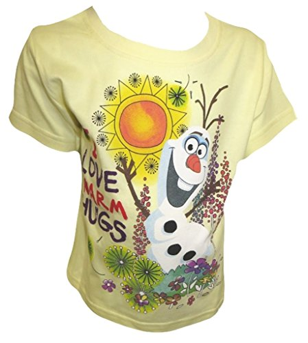 Disney Frozen Olaf Little Girl's T-Shirt