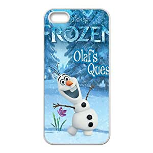 Frozen happy snow baby Cell Phone Case for iPhone 4/4s