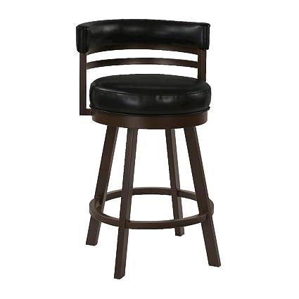 Awe Inspiring Amazon Com Taylor Gray Home Venice 30 Bar Height Metal Theyellowbook Wood Chair Design Ideas Theyellowbookinfo