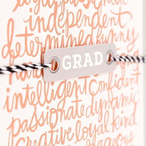 Hallmark Graduation Greeting Card (All That You Will Be) Photo #6