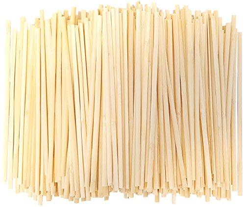 - Bamboo Coffee Stir Sticks (1,000, 7 Inch)