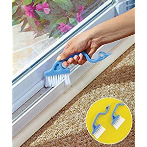 Window Track Cleaning Brushes by Rienar