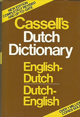 Cassell's English-Dutch Dutch-English Dictionary (English and Dutch Edition)
