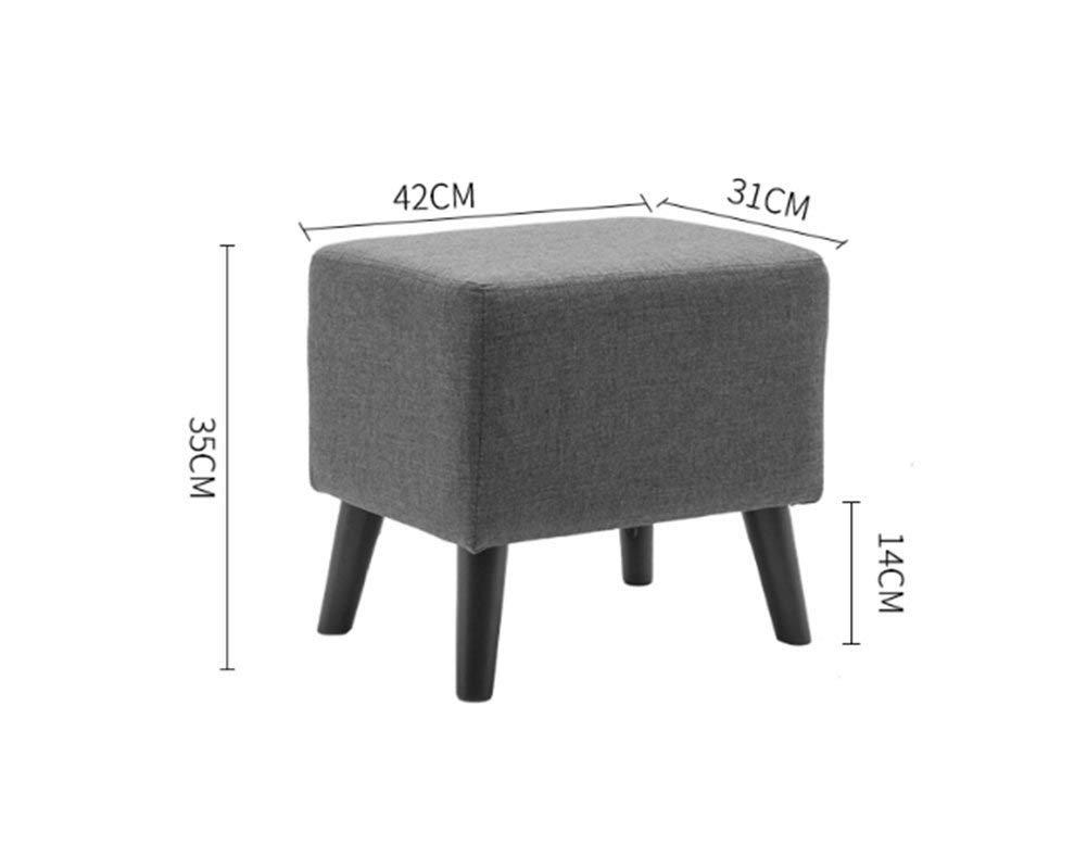 Sedie impilabili sgabello per divano semplice e moderno poggiapiedi