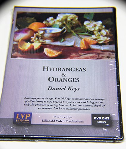 (Daniel Keys: Hydrangeas & Oranges [DVD])