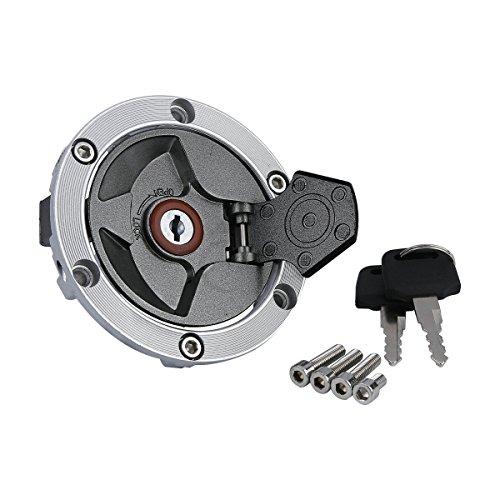 Fuel Gas Tank Cap Cover Lock Key For Kawasaki EX250 Ninja 250R EX300 ER250 ER300