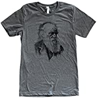 Frienldy Oak's Men's Darwin Portrait T-Shirt