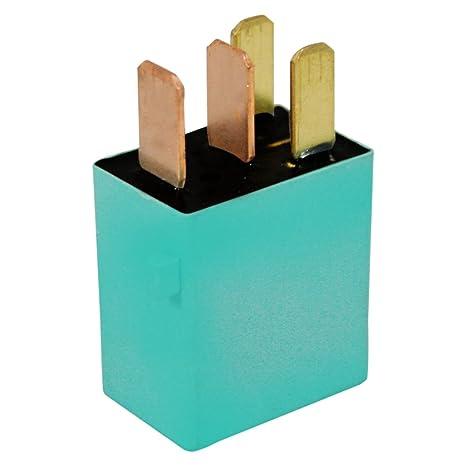 T1 A 39792-sda-a01 Omron Micro ISO 4 Prong limpiaparabrisas relé | Compatible